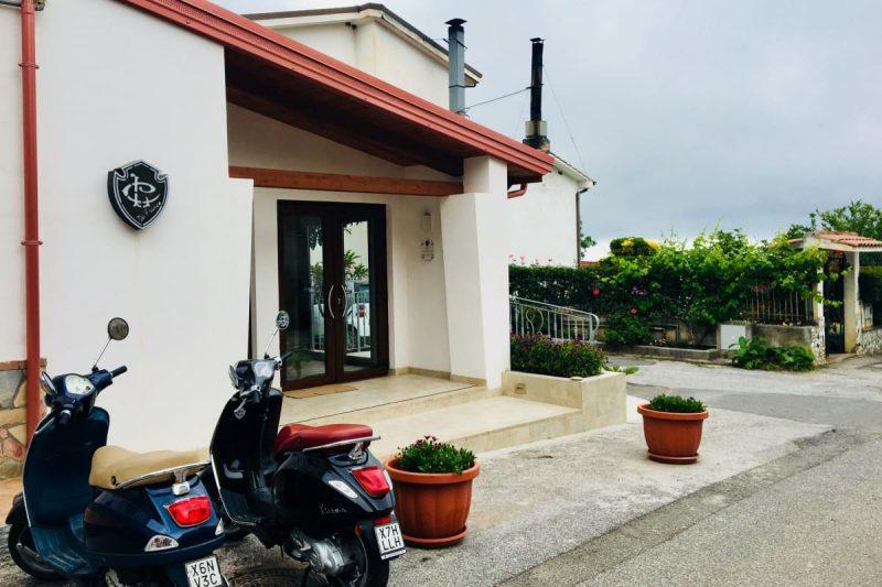 Ресторан в Браттиро, Калабрия