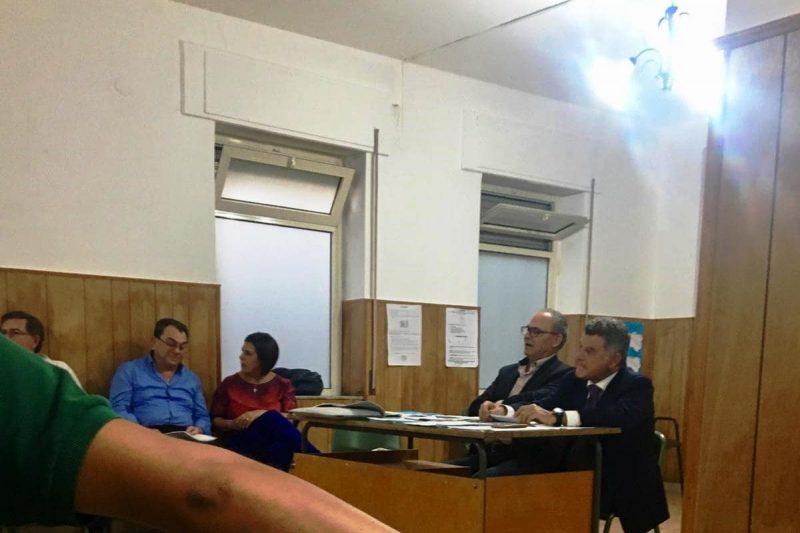 Собрание жильцов Серра-ди-Маре