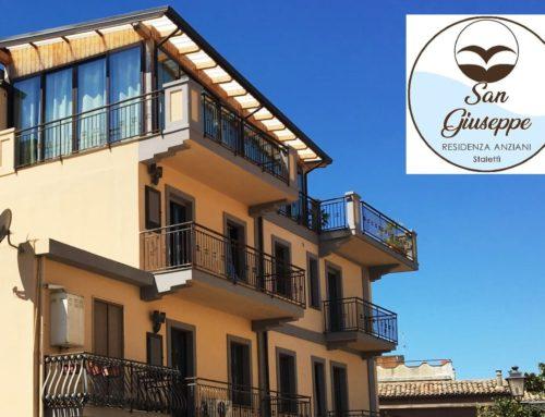 Residenza Anziani San Giuseppe Stalettì